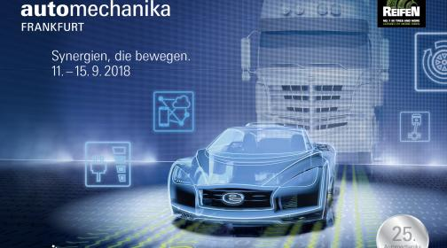 image for news57: VOCANTO auf der Automechanika in Frankfurt