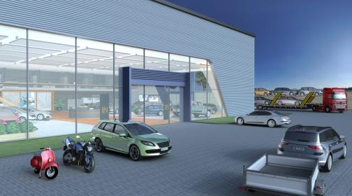 image for news2: 3D Autohaus